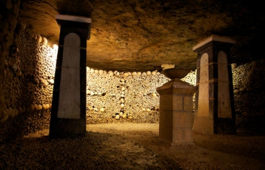 Les Catacombes, Paris © Thinkstock